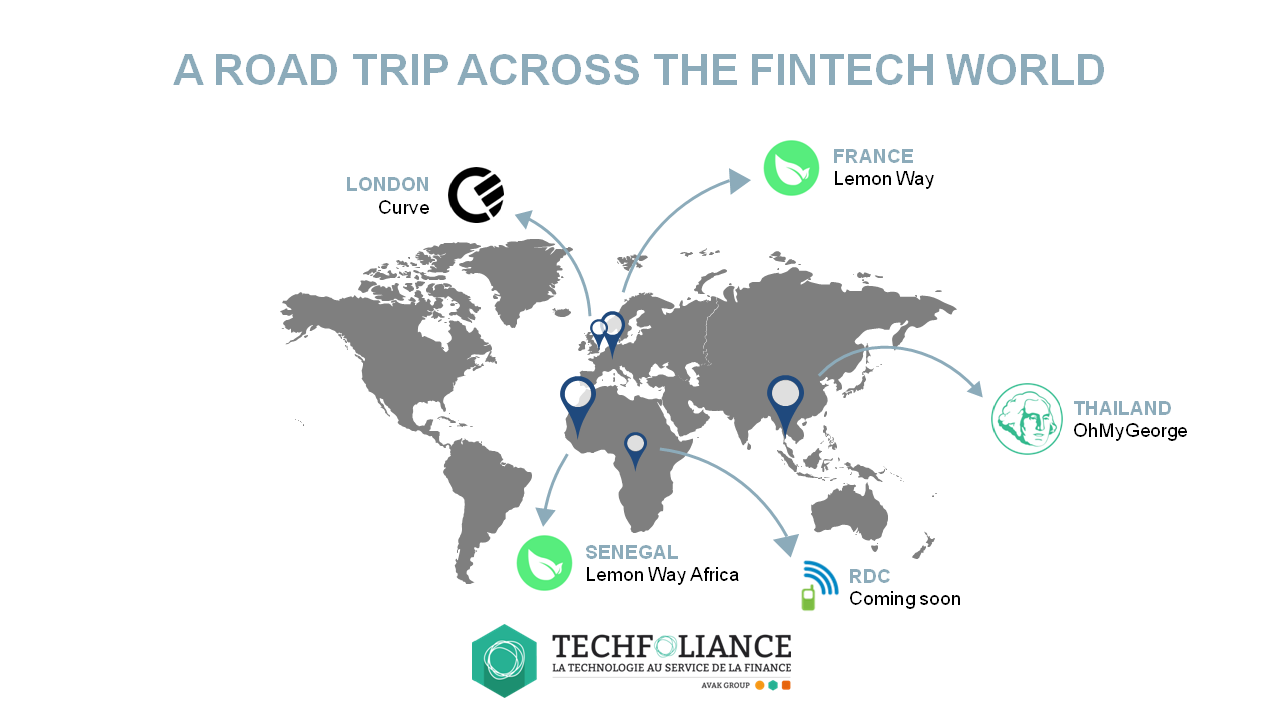 A Road Trip Across The Fintech World - Congo