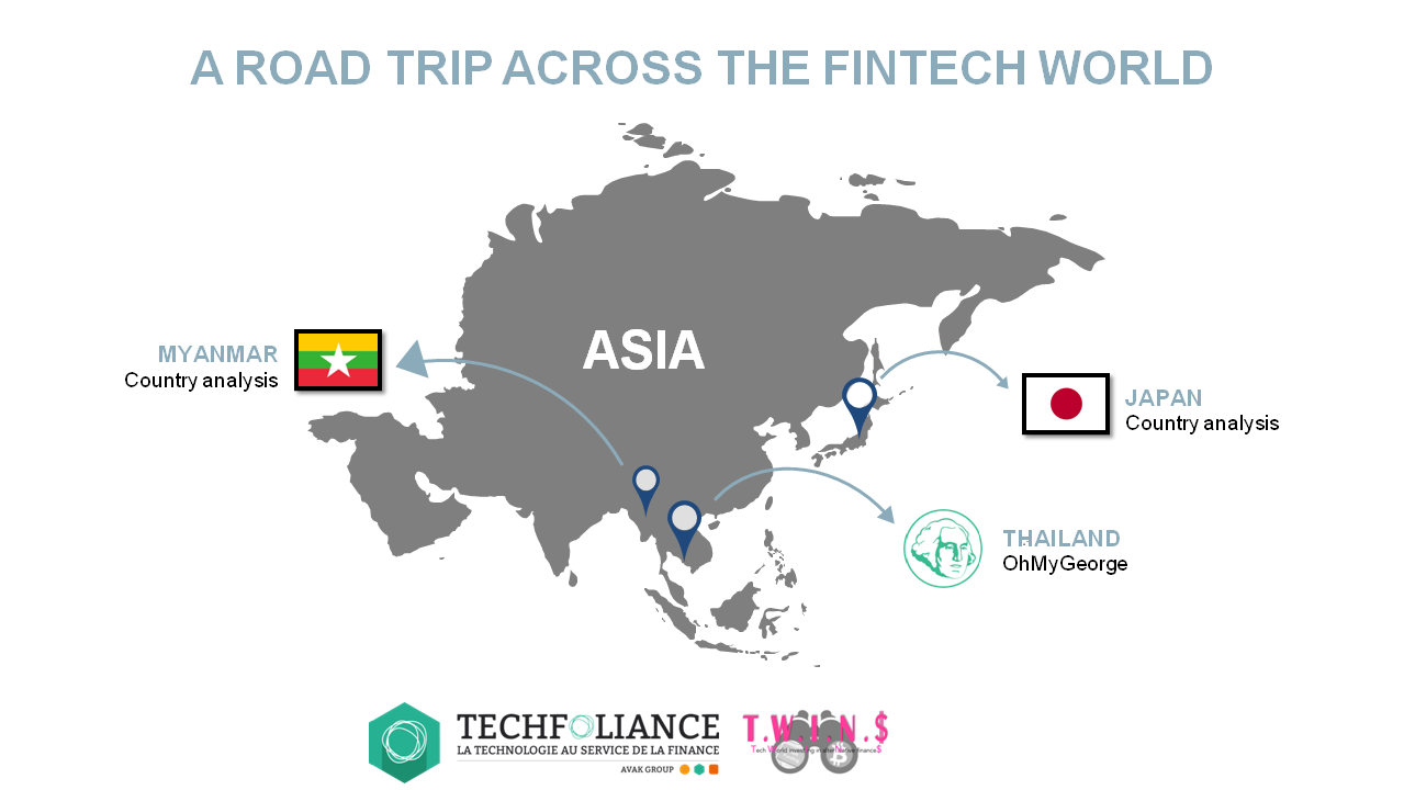next stop during our fintech road trip is Japan