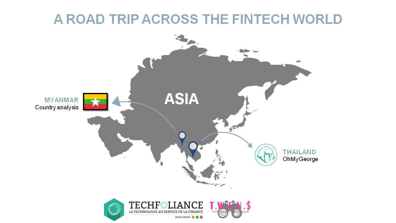 Techfoliance_Fintech twins_a road trip across the fintech world_myanmar