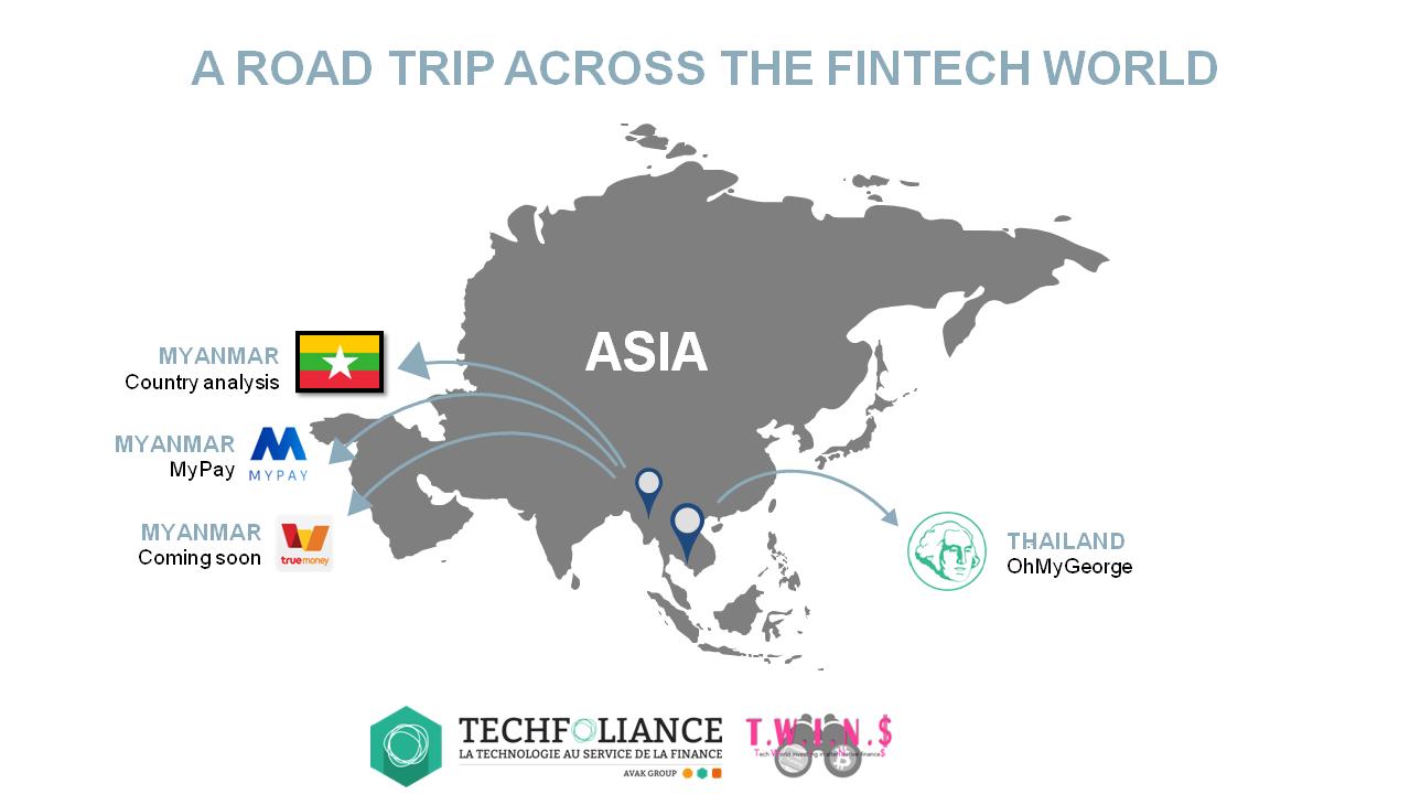 Techfoliance_Fintech twins_a road trip across the fintech world_myanmar_mypay