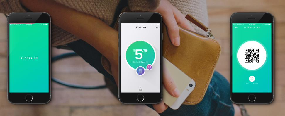 Techfoliance_changejar_canada fintech mobile app