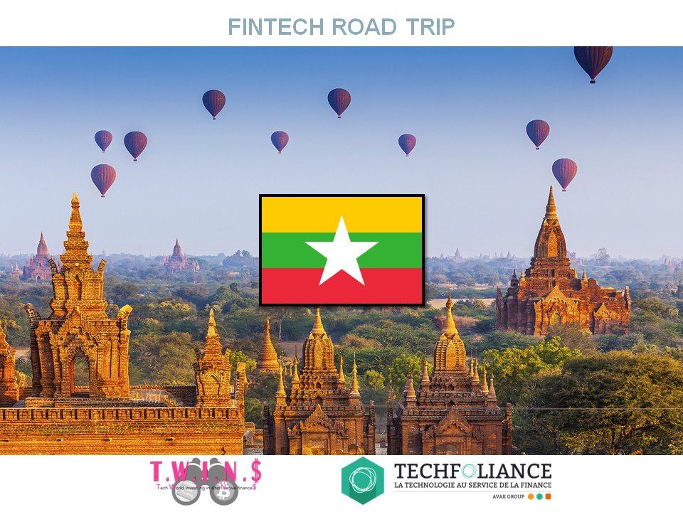 asia myanmar fintech innovation mobile payment