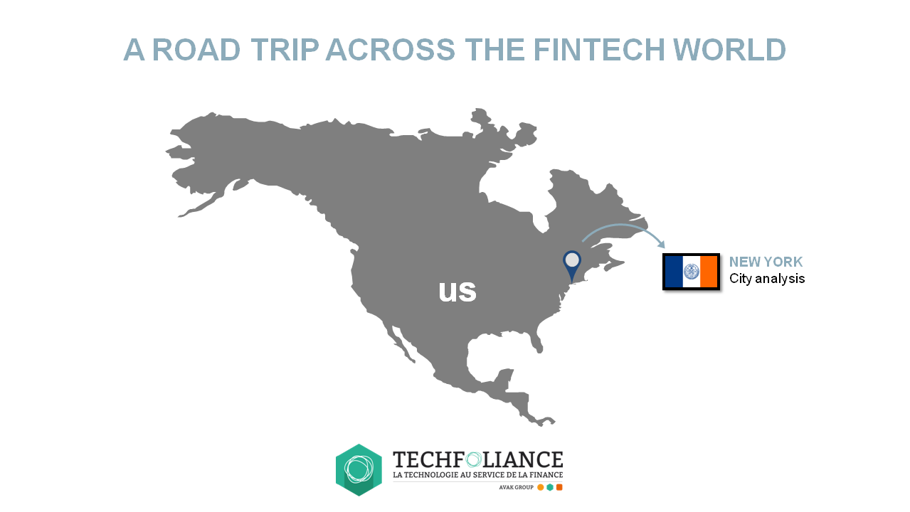 A Road trip Across The FinTech World - New York