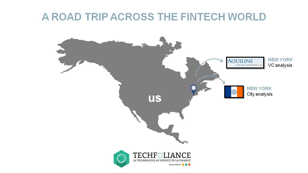 Techfoliance_a road trip across the fintech world_New york_vc analysis