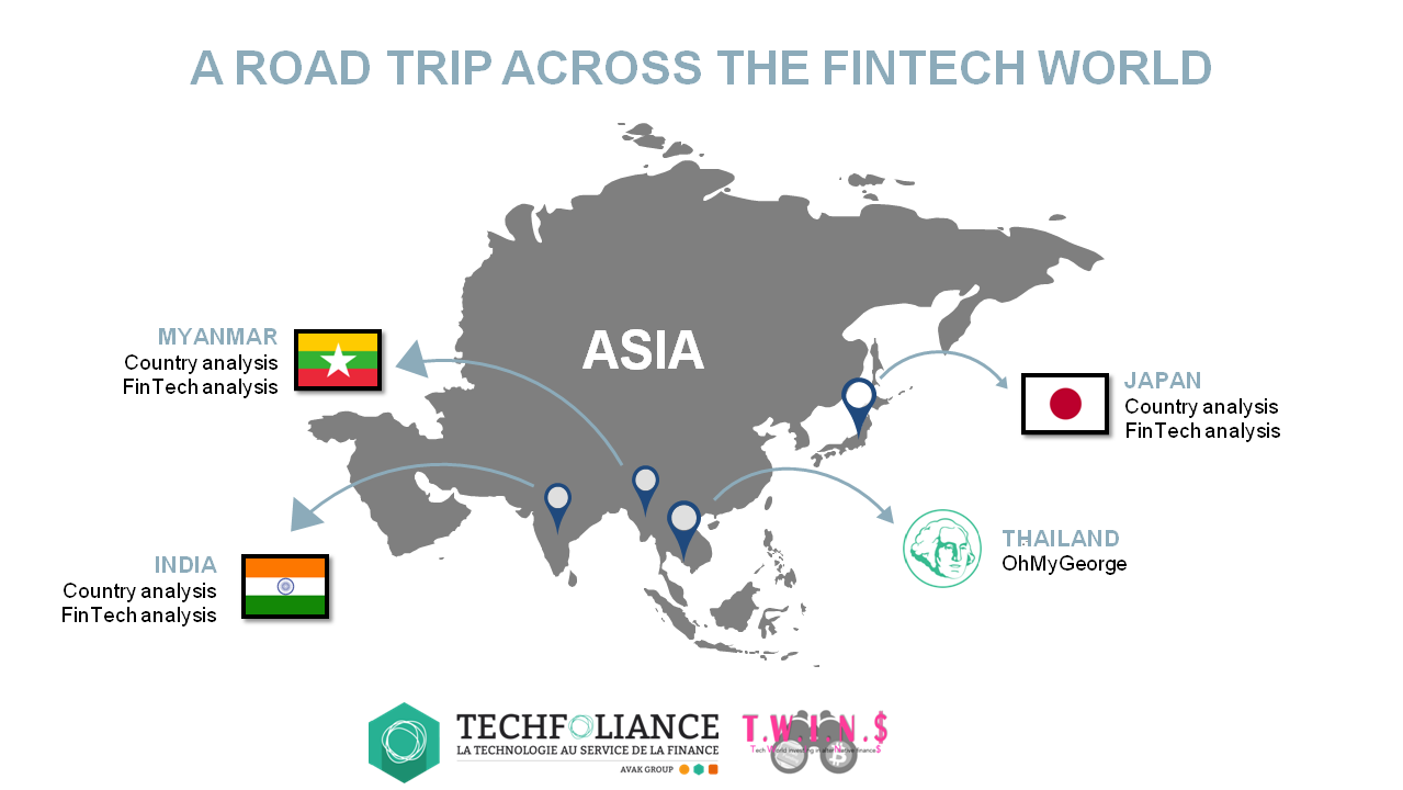 Techfoliance_a road trip across the fintech world_india