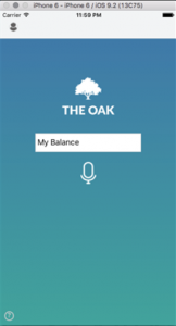 Techfoliance_the oak_siri for personal wellness