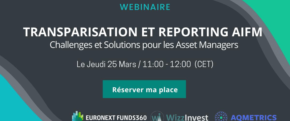 Webinar Euronext 360 Jeudi 25 Mars